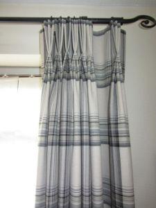 Brodie pinch pleat curtains