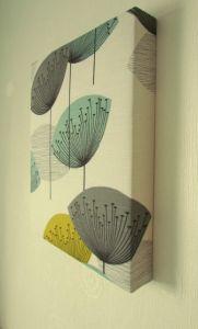 Dandelion Clocks wall art