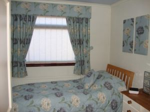 Laura Ashley Ruskin bedroom
