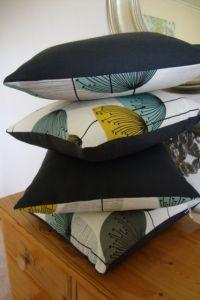 Sanderson Clocks cushions