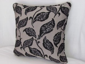 Luxury Black Amp Silver Grey Cushion From Cushions To Curtains