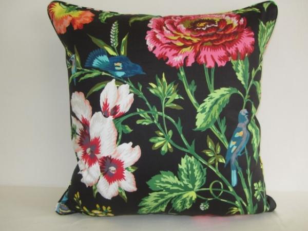 Avondale Floral cushion
