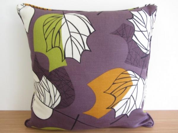 Sanderson Maple cushion