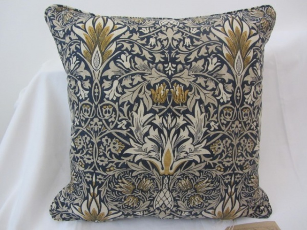 Morris Amp Co Snakeshead Cushion From Cushions To Curtains
